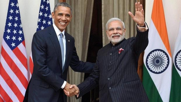 New York Times, Modi, Obama, US, India