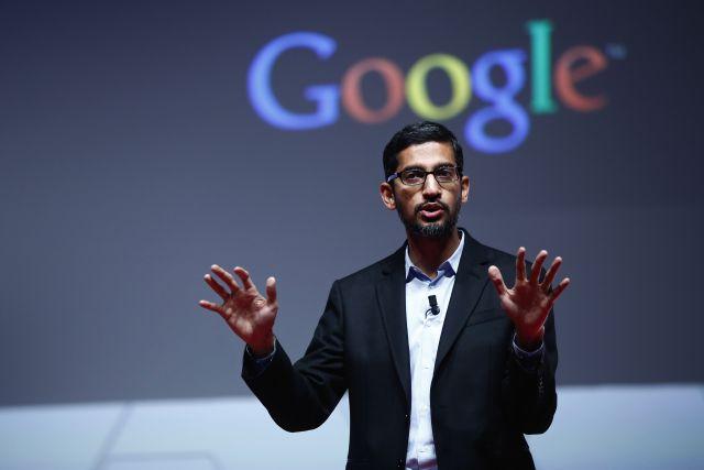 Google, CEO, Sundar Pichai, IIT Kharagpur, digital economy