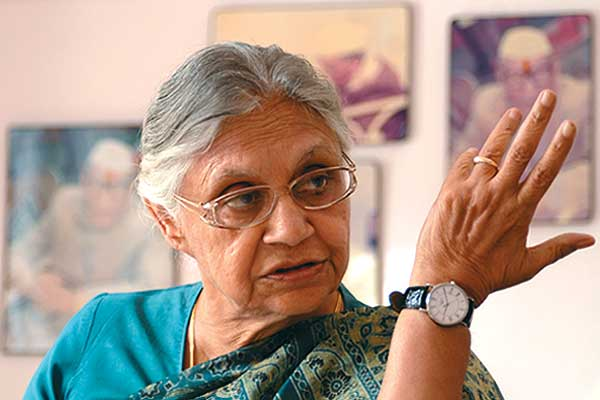 Sheila Dikshit, Appointed, Delhi Chief, Ajay Maken, Devender Yadav, Haroon Yusuf, Rajesh Lilotia, News Mobile, News Mobile India