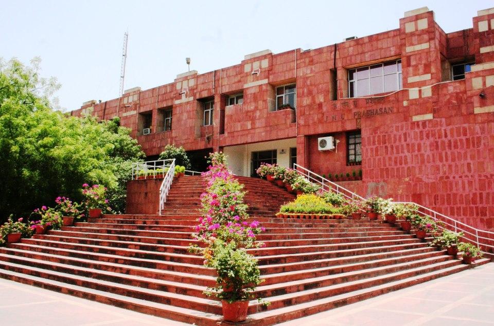 FIR, JNU, professor, molestation, students, Delhi, NewsMobile, Mobile News, India