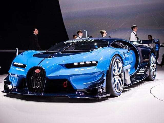 Meet the all new Bugatti Chiron - Newsmobile