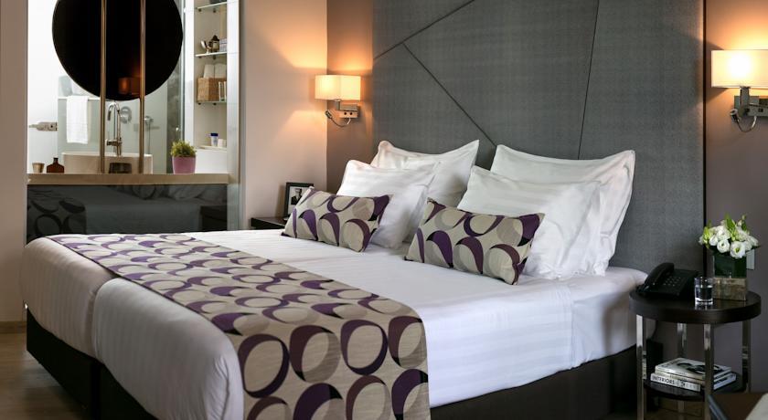 Hotel Yehuda in Jerusalem