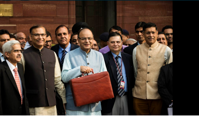 Arun Jaitley presented Union Budget 2016-17