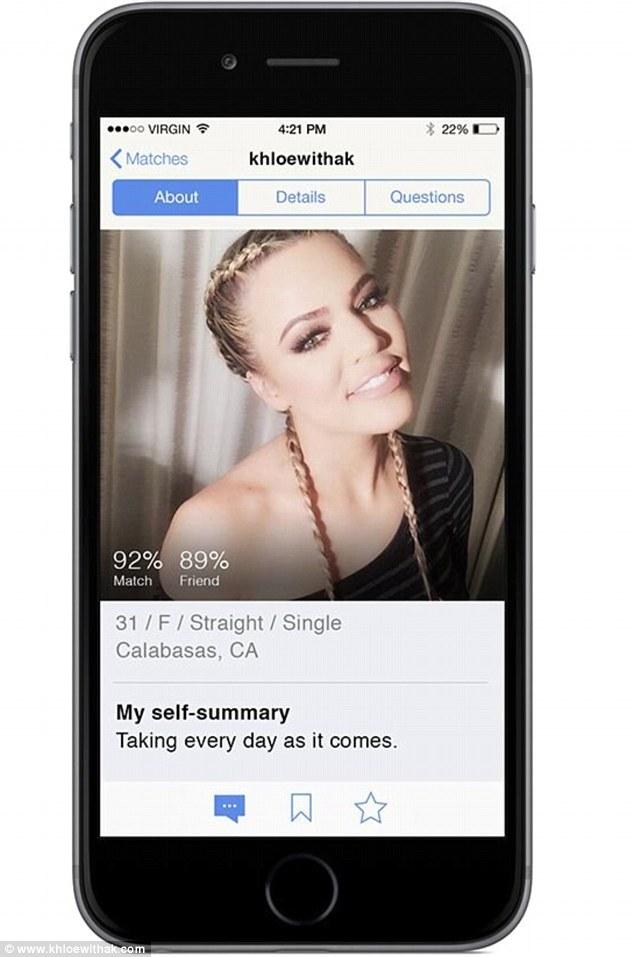 dating app profile description
