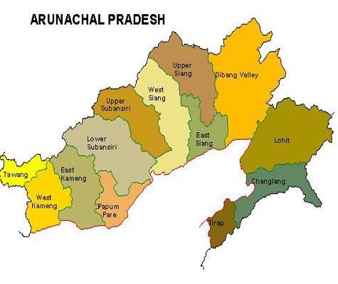 Hailstorm lashes Namsai district of Arunachal Pradesh ...