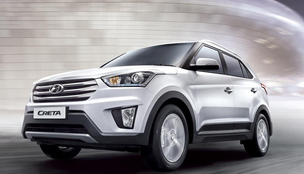 Hyundai launches Creta automatic transmission petrol