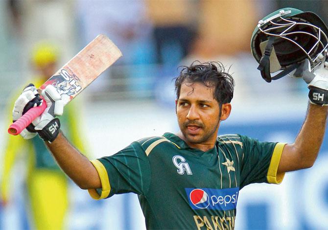 Sarfraz Ahmed named Pakistan's T20 captain
