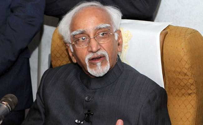 Vice-President Hamid Ansari, Morocco, Tunisia, India-Morocco Chamber of Commerce and Industry