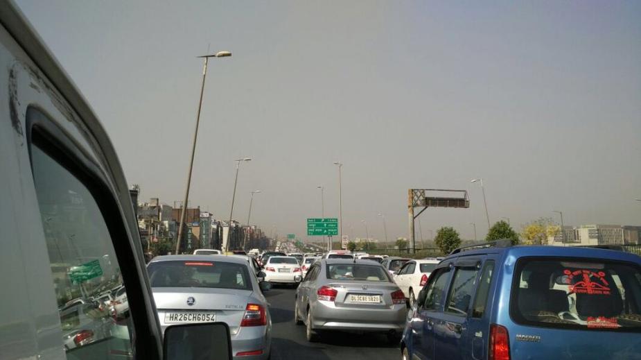 Delhi-Gurgaon