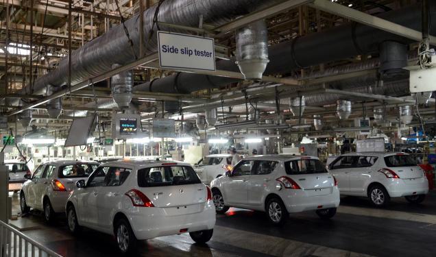 Maruti Suzuki Ltd Gurgaon