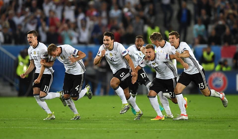 Germany, Italy, France, Iceland, UEFA Euro 2016