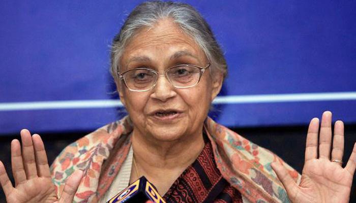 Sheila Dikshit, Congress, Uttar Pradesh