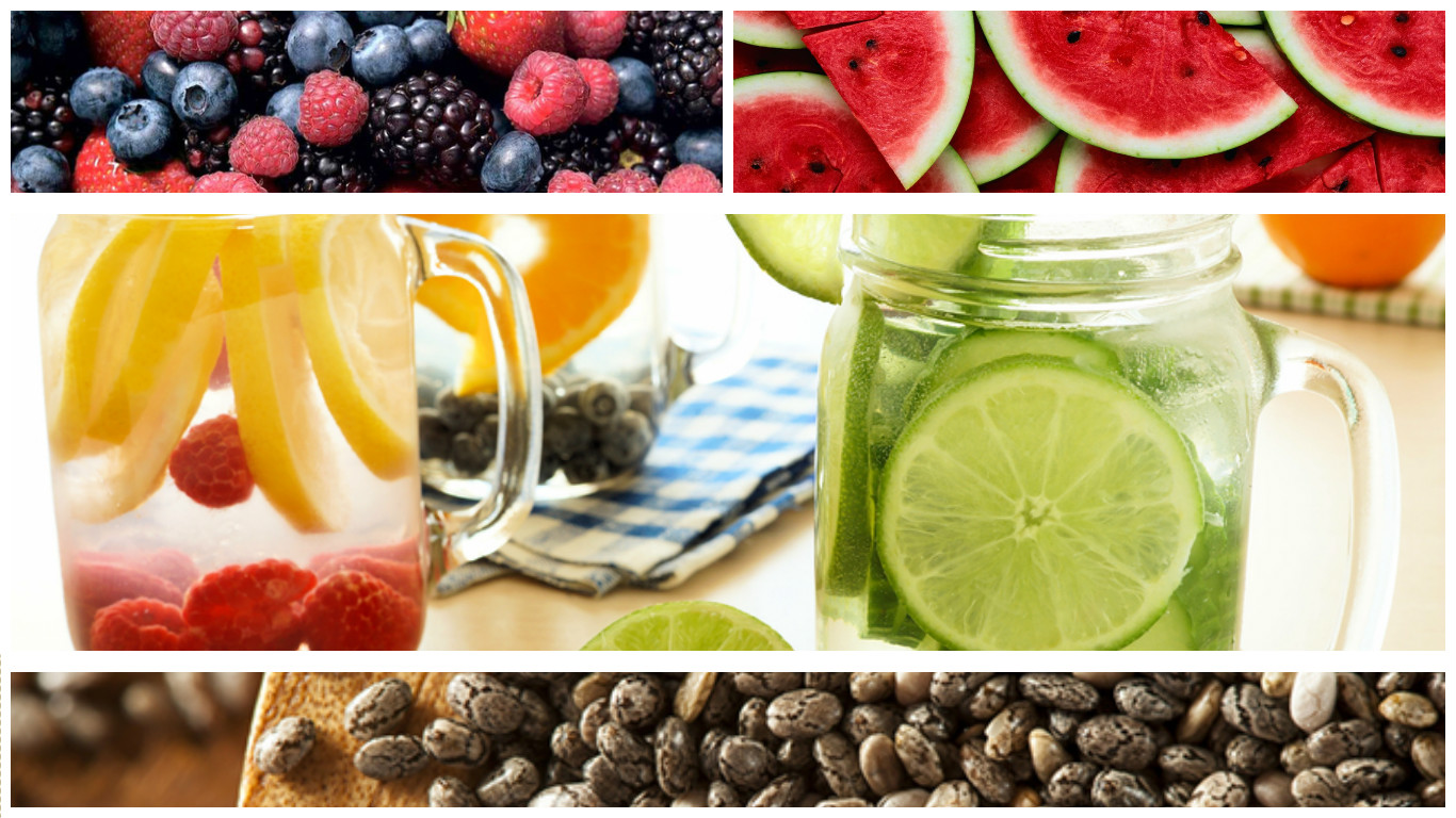 Foods that help to detoxify