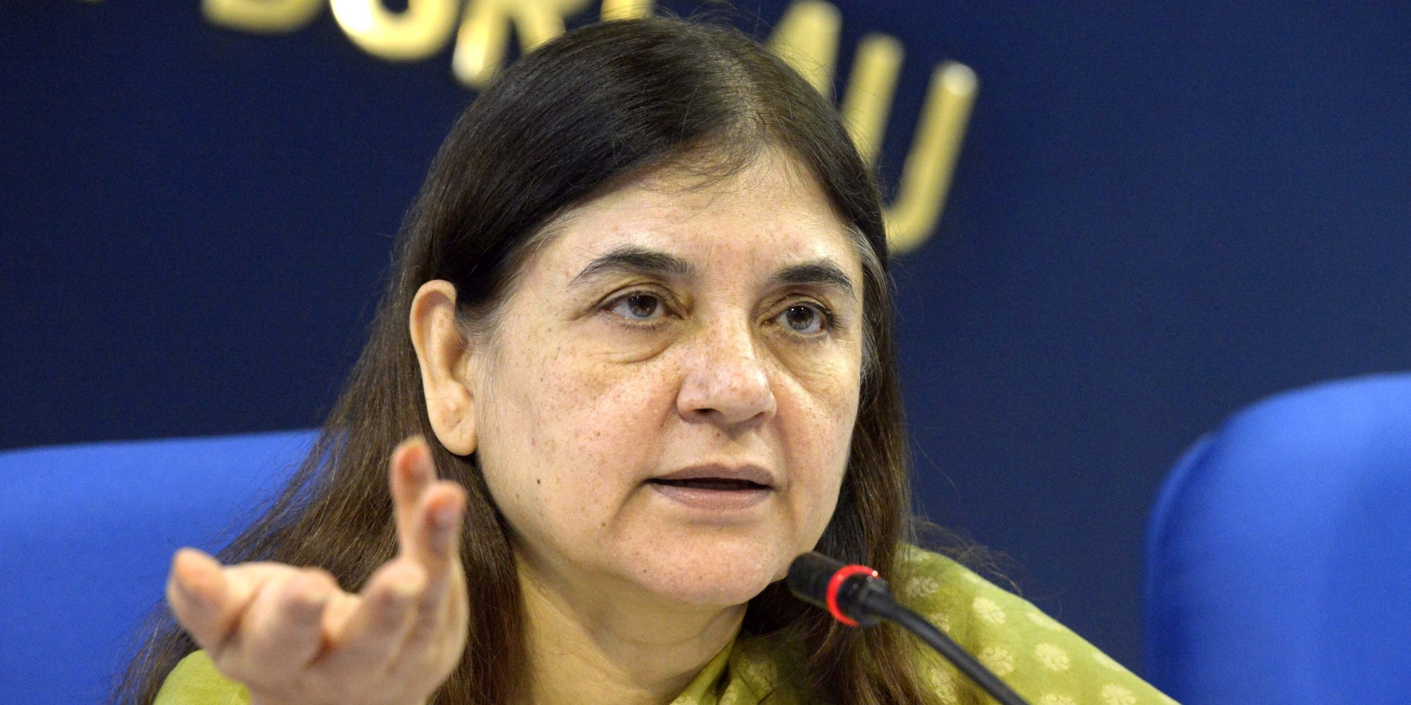 Maneka Gandhi, Troll, Women, Social Media