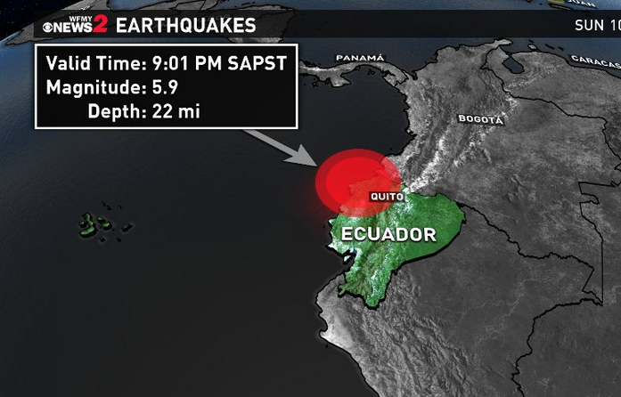 earthquake