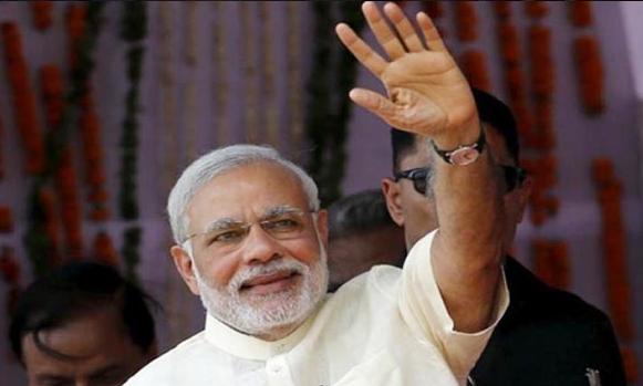 Narendra Modi, Gorakhpur, Uttar Pradesh, AIIMS