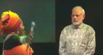 Prime Minister Narendra Modi, AIB