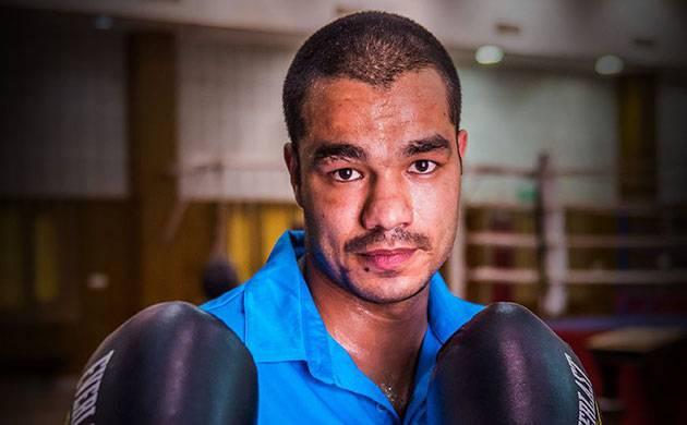 Boxer Vikas Krishan Yadav