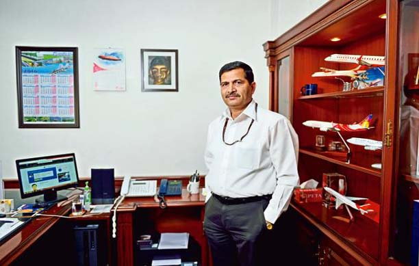 Air India chief Ashwani Lohani