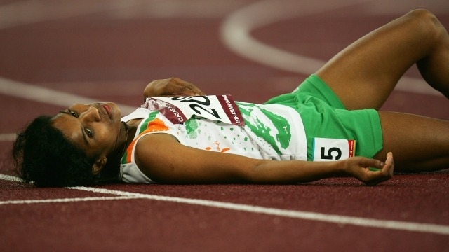 O P Jaisha, Rio Olympics, marathon runner