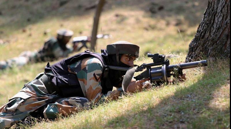 Militants, Kashmir, Shopian