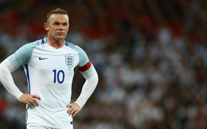 Wayne Rooney, 2018 World Cup, international retirement