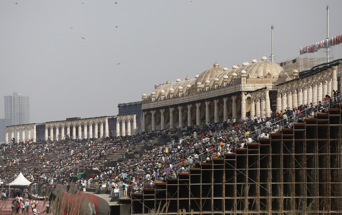 World Culture Festival, Sri Sri Ravi Shankar, Sri Sri