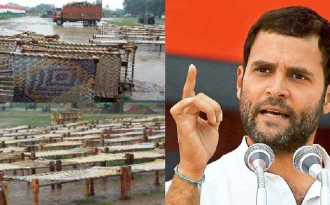 Deoria to Dilli yatra, Congress, Uttar Pradesh, Rahul Gandhi, Deoria, Kisan Yatra, Khat Sabha, Prashant Kishor