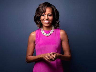 Michelle ,Obama, Turned Down ,role, Simpsons