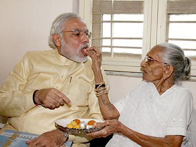 Narendra Modi, Hiraba, Gujarat, divyangs, Gujarat BJP, Ahmedabad, Gandhinagar, Dahod, Limkheda,