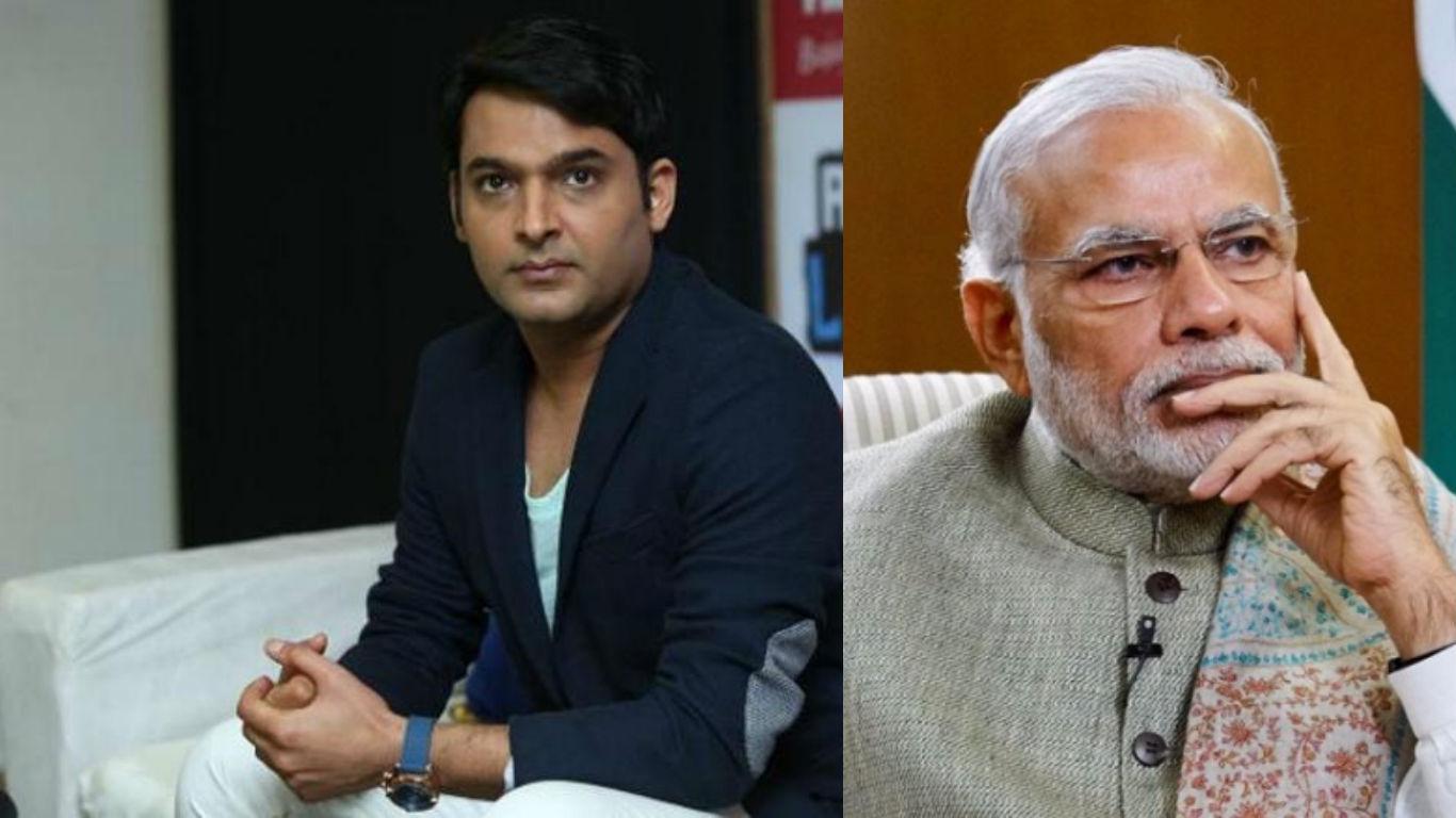 Narendra Modi, Kapil Sharma, Prime Minister, BMC, Tweet