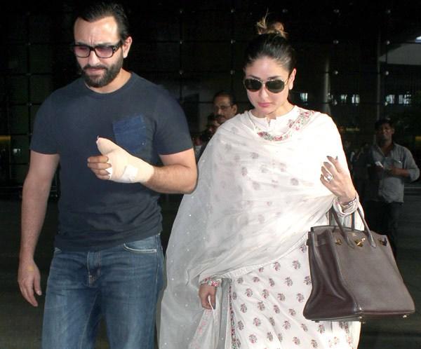 Saif Ali Khan, Shashanka Ghosh, Sonam Kapoor, Swara Bhaskar, Shikha Talsania, Kareena Kapoor Khan, Veere Di Wedding