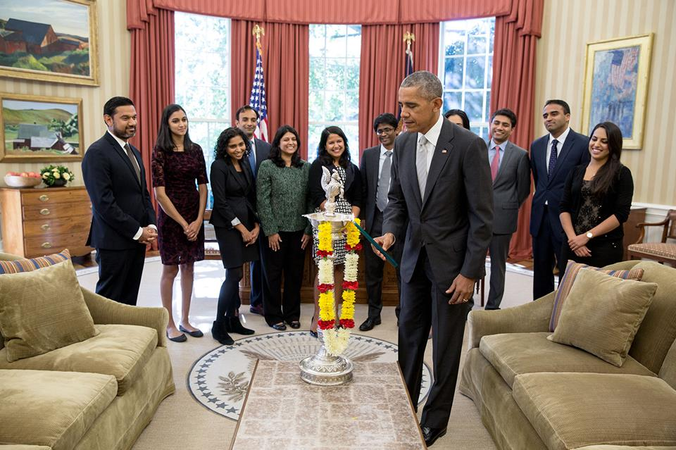 US President, Barack Obama, Diwali, India, celebrate