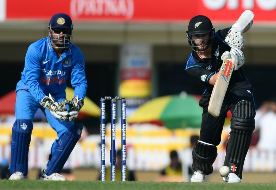 New Zealand, India, 260-runs, ODI, Ranchi, Martin Guptill, Amit Mishra, Kane Williamson, Kiwis