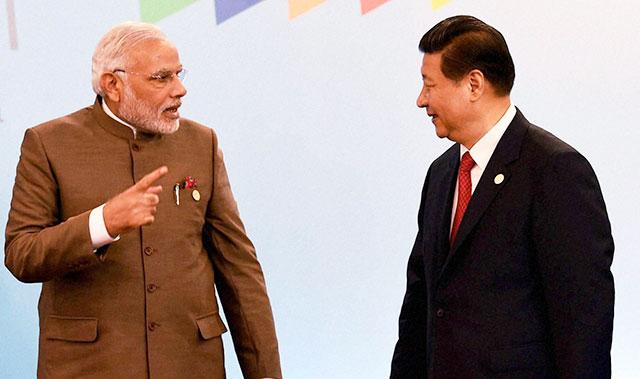 India-China border dispute, Lu Kang, Sino-India boundary, Vikas Swarup, China, Richard Verma, Arunachal Pradesh,
