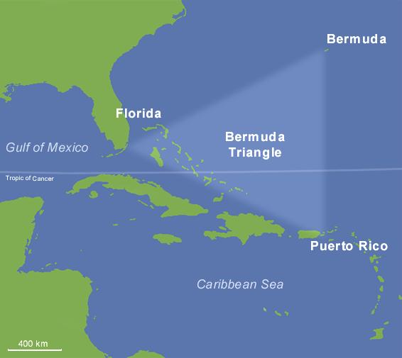 microbursts, air bombs, hexagonal clouds, Atlantic Ocean, mystery, Bermuda Triangle,