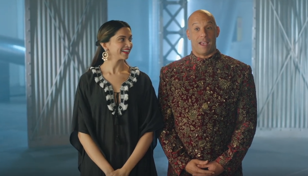 Deepika Padukone, xXx: Return of Xander Cage, Vin Diesel, Diwali
