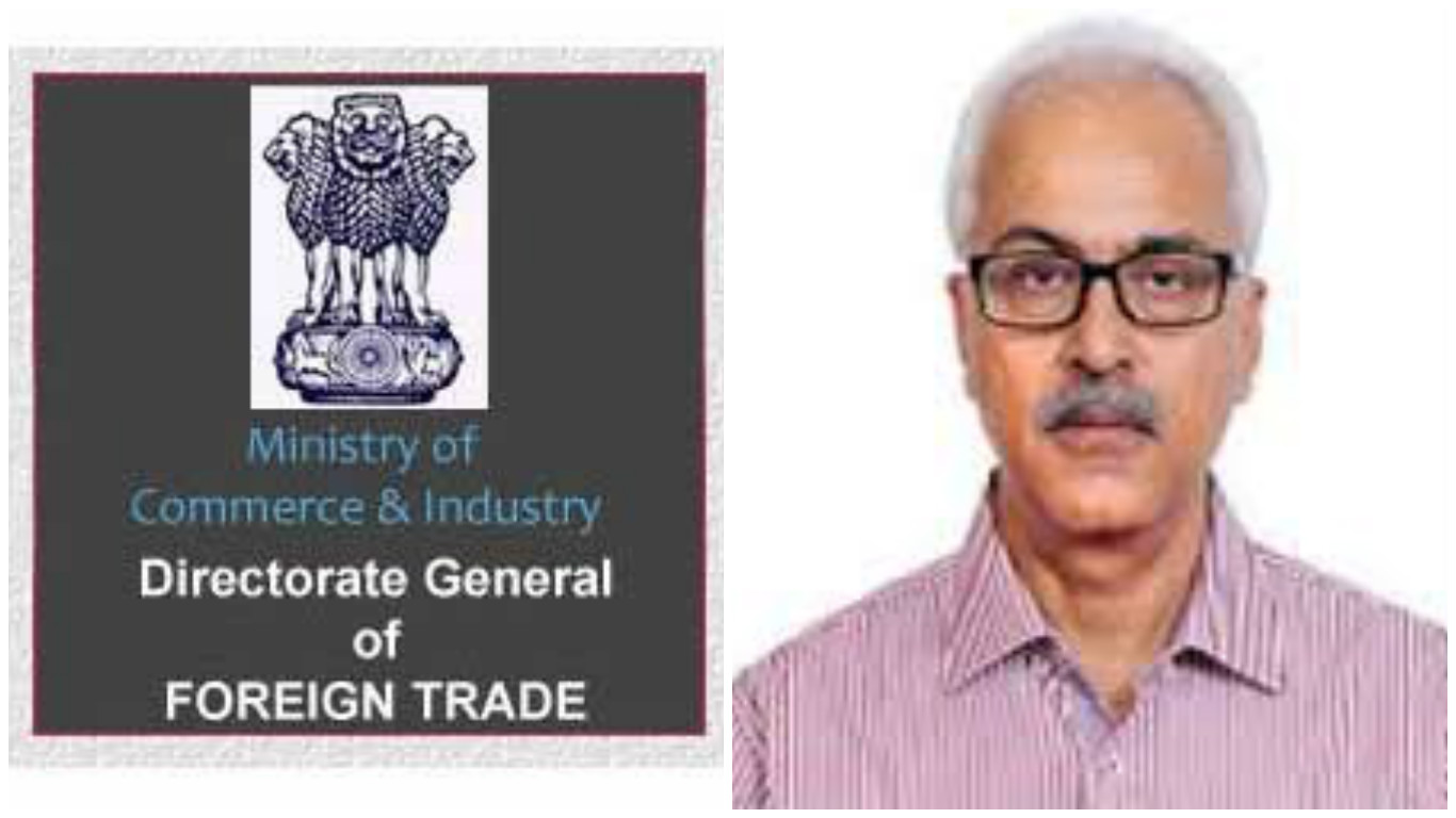 Commerce Ministry., Assam-Meghalaya cadre,, Ajay Kumar Bhalla, Director General of Foreign Trade,