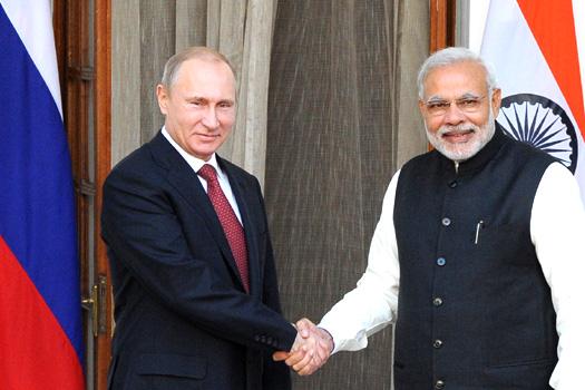 Prime Minister, Narendra Modi, Russian President, Vladimir Putin, Vikas Swarup, Pakistan