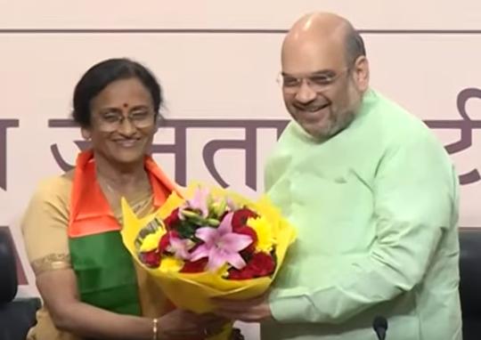 Congress, Uttar Pradesh Congress, Rita Bahuguna Joshi, Bharatiya Janata Party, Amit Shah, Rahul Gandhi