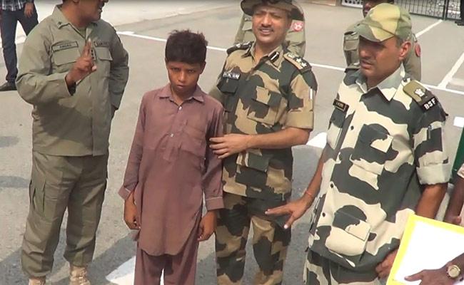 14-year-old, Mohammad Tanvir, Indian Soldier, Chandu Babulal Chavan, Pakistan