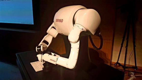 Japanese robot, Torobo-kun, bot failed, exam