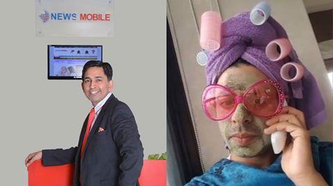 Mumbai, Donald Trump, Hilary Clinton, Delhiite,, Ssumeri Pasricha, Pammi Aunty, Saurabh Shukla, exclusive conversation, NewsMobile,