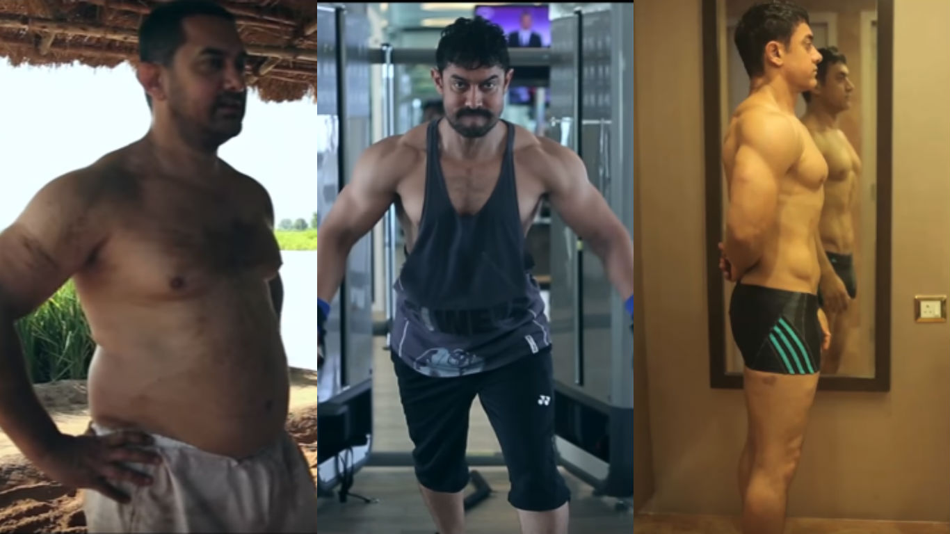 Aamir Khans Body Transformation Will Surely Inspire You To Hit Gym