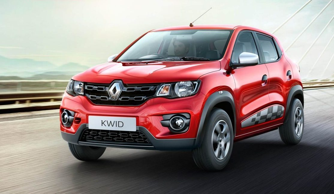 the Lodgy, Duster, Kwid AMT , SUV-ish appearance, Renault Kwid, hatchback section,