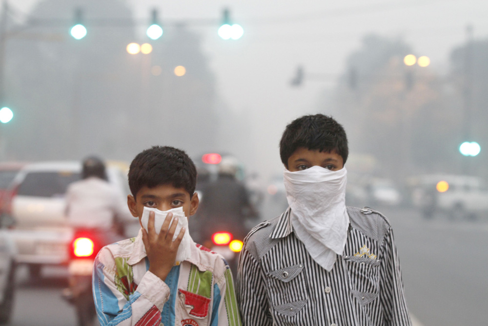 pollution, BJP, Congress, Indian government, India, pollution, toxic drains, industrial pollution, Vehicles, North India, crop burning, stubble burning,
