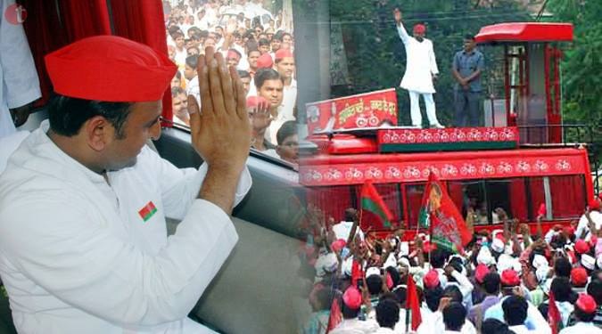 Akshay Yadav, Ram Gopal Yadav, BJP, UP Assembly elections, Shivpal Yadav, Akhilesh Yadav's rath yatra, Mulayam Singh Yadav, Samajwadi Party, bitter power struggle,