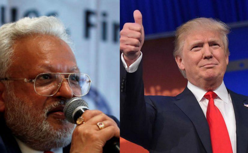 Shalabh Kumar, President, Donald Trump, United States, biggest doner