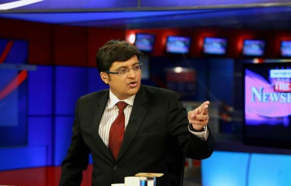 NewsMobile, Times Now, ET Now, resigned, television journalist, Arnab Goswami,