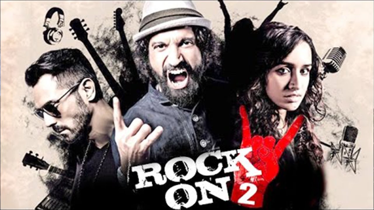 rock on 2 film songs download